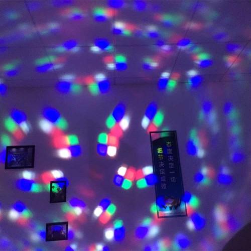 אפקט תאורה Kaleidoscope