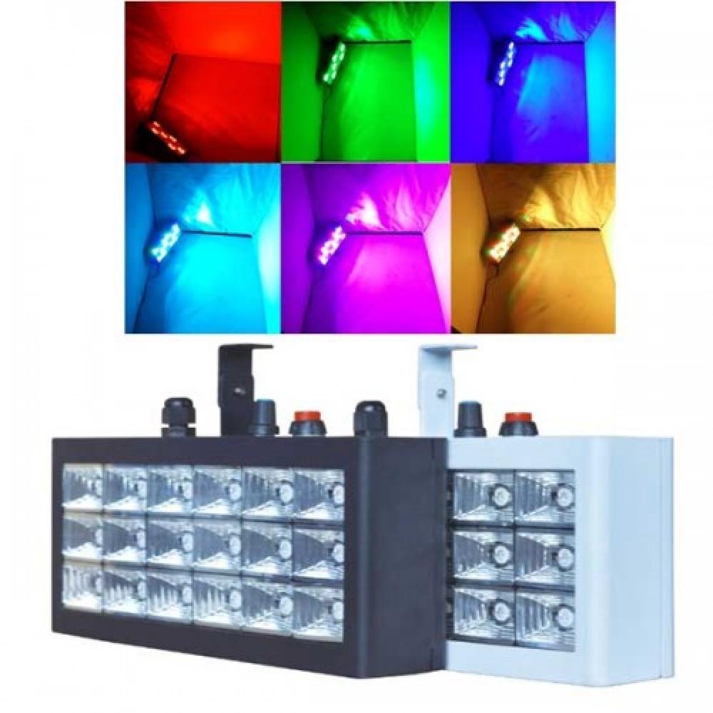 אפקט פלאש 18 LED