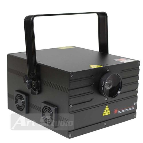 מכונת לייזר 2W ILDA