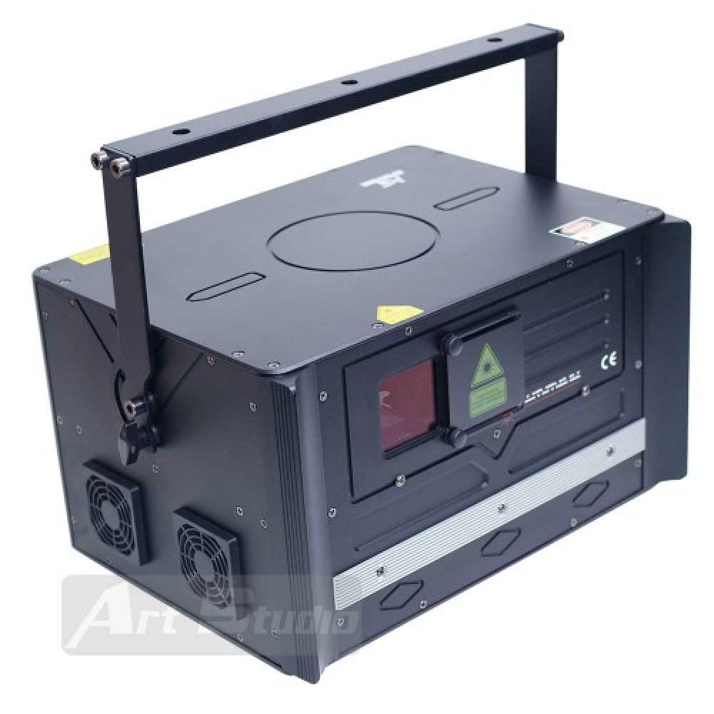 מכונת לייזר 5W ILDA