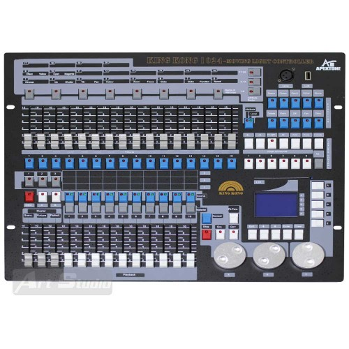פיקוד DMX-1024