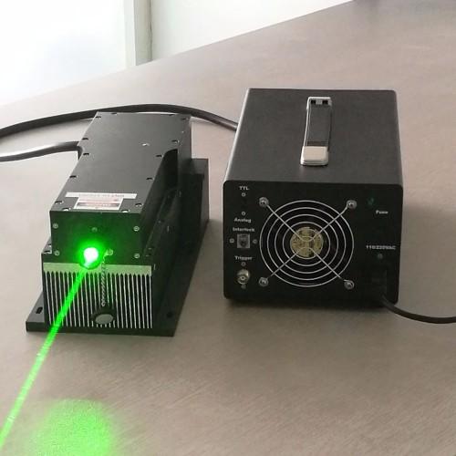 מכונת לייזר 1W Green