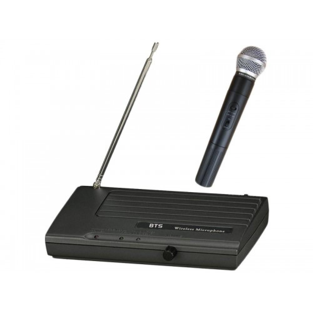 מיקרופון אלחוטי VHF