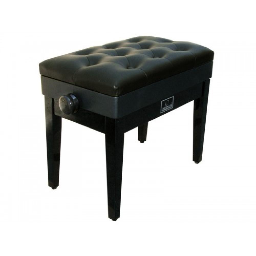 כיסא לפסנתר עם תא