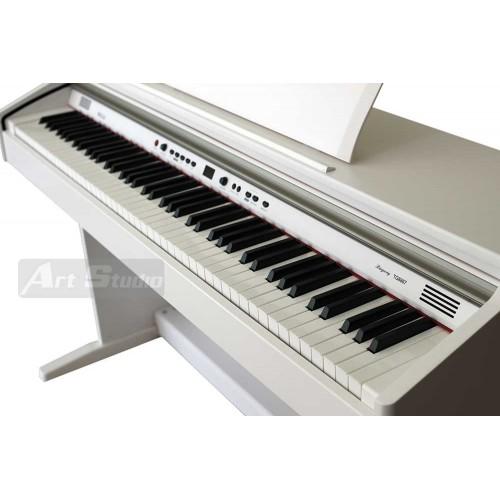 פסנתר חשמלי רהיט Ringway TG8867WHT