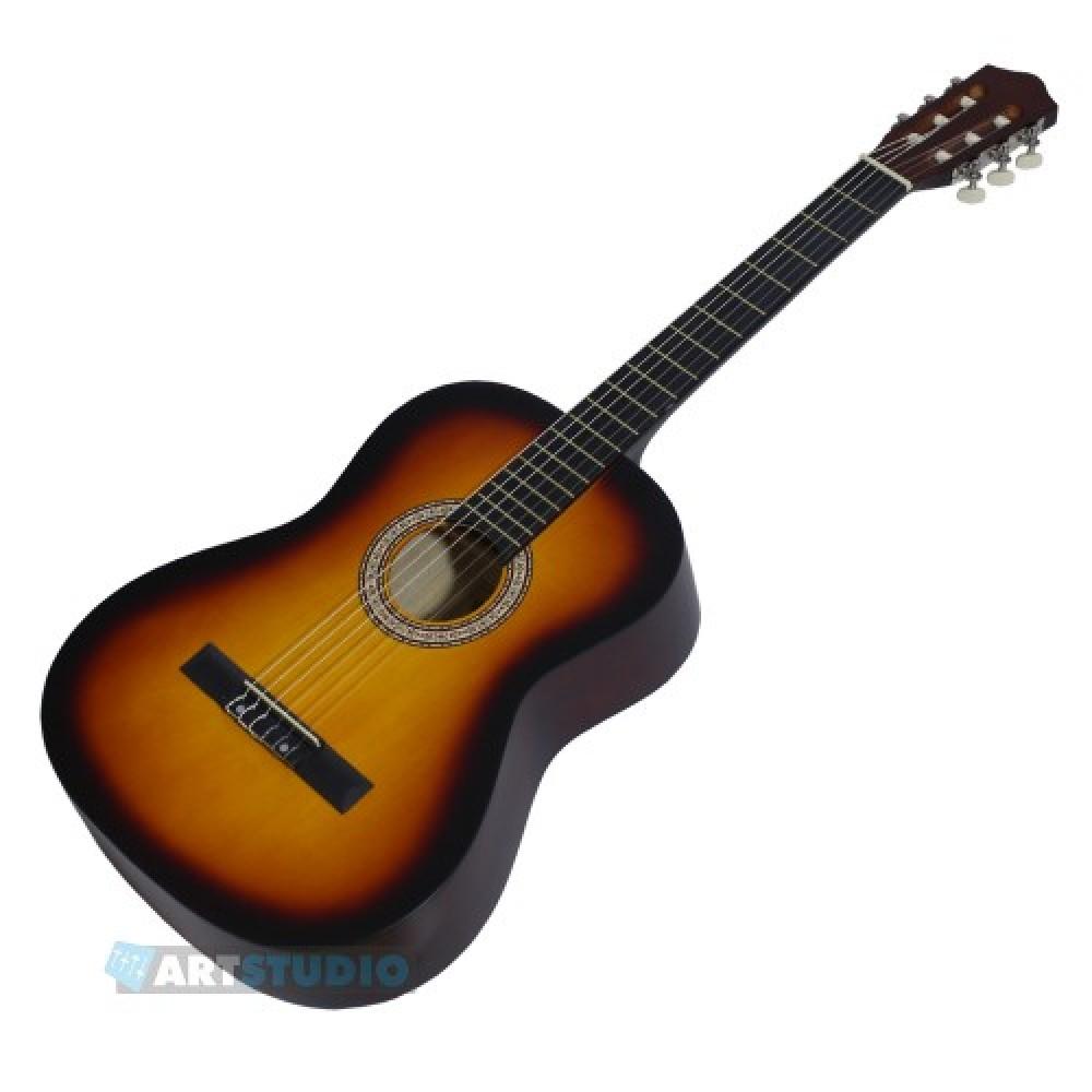 גיטרה קלאסית 3/4 עם תיק