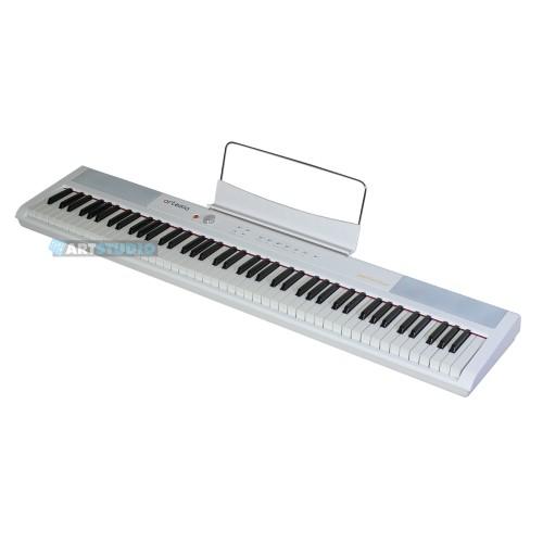 פסנתר חשמלי נייד ARTESIA WHT PER