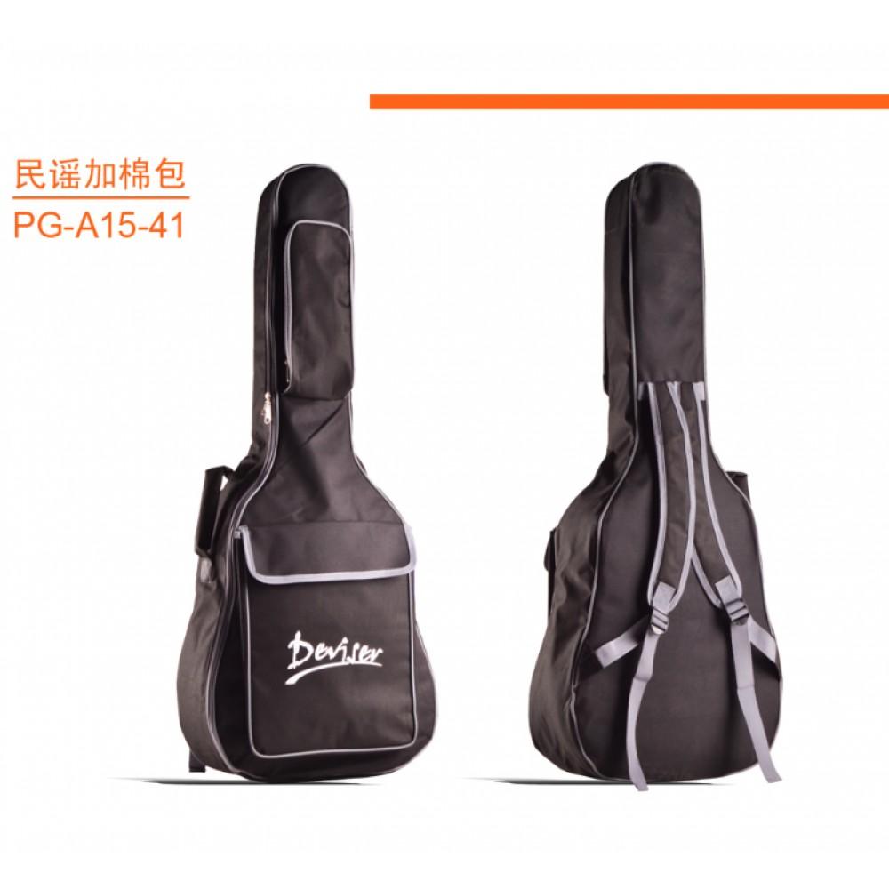 תיק מרופד לגיטרה קלאסית/אקוסטית