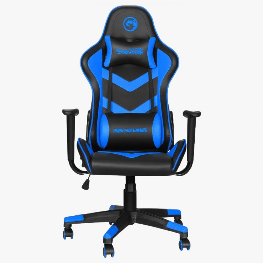 כיסא גיימינג MARVO Scorpion CH-106 BLUE
