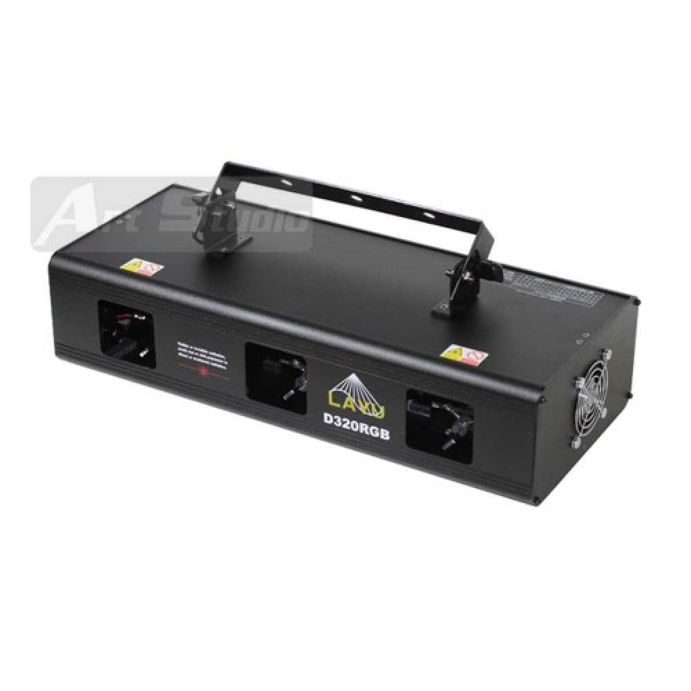 מכונת לייזר RGB