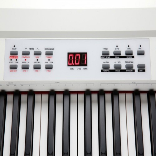 פסנתר חשמלי נייד KURZWEIL KA90WH