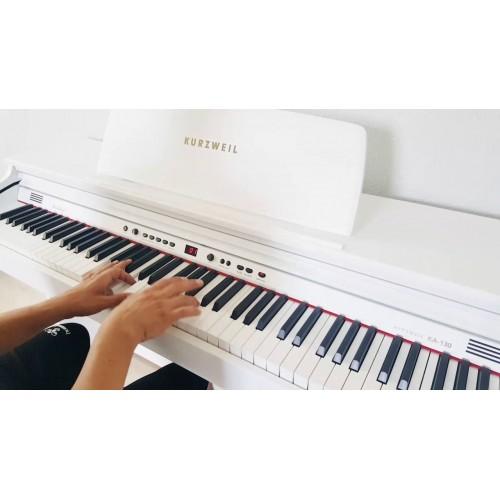 פסנתר חשמלי KURZWEIL KA130W