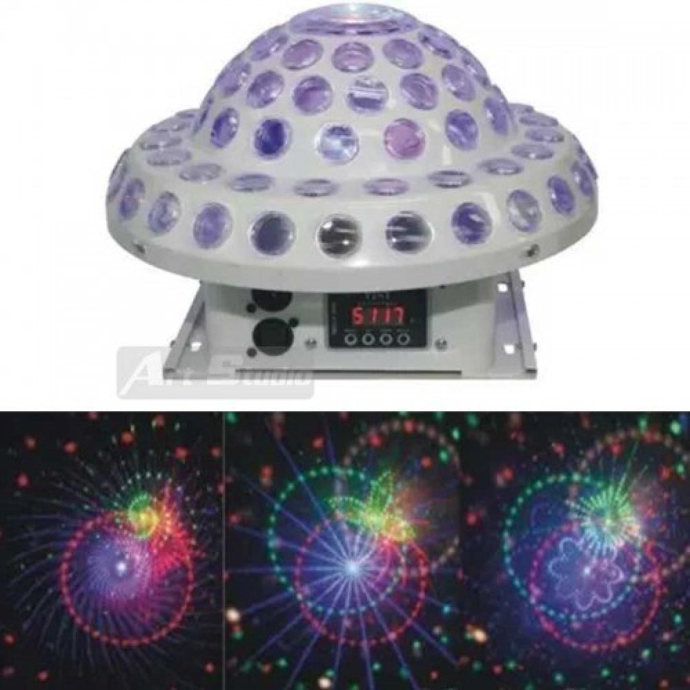 כיפת אורות Laser Ball