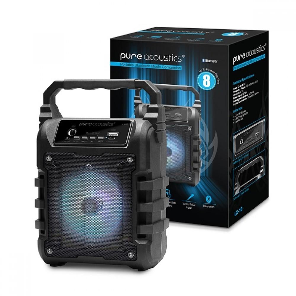 בידורית Pure Acoustics LX-10
