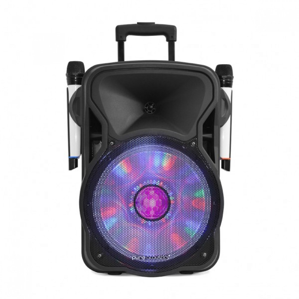 """בידורית 15"""" Pure Acoustics LX-500"""