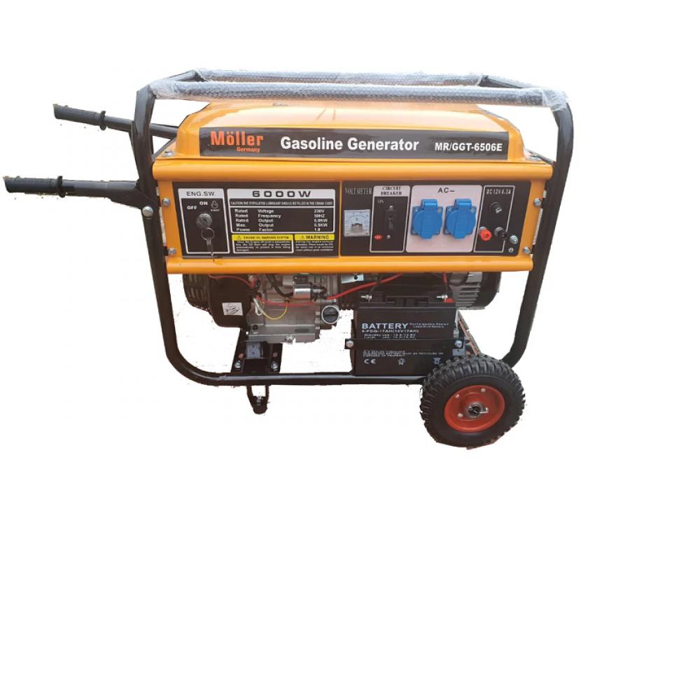 השכרת גנרטור מנוע בנזין 6500W