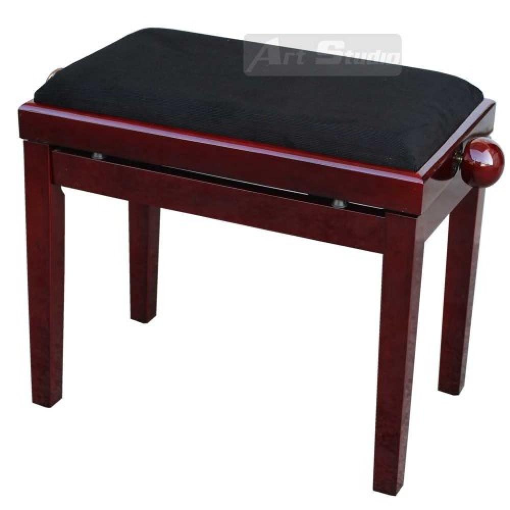 כיסא לפסנתר,מהגוני