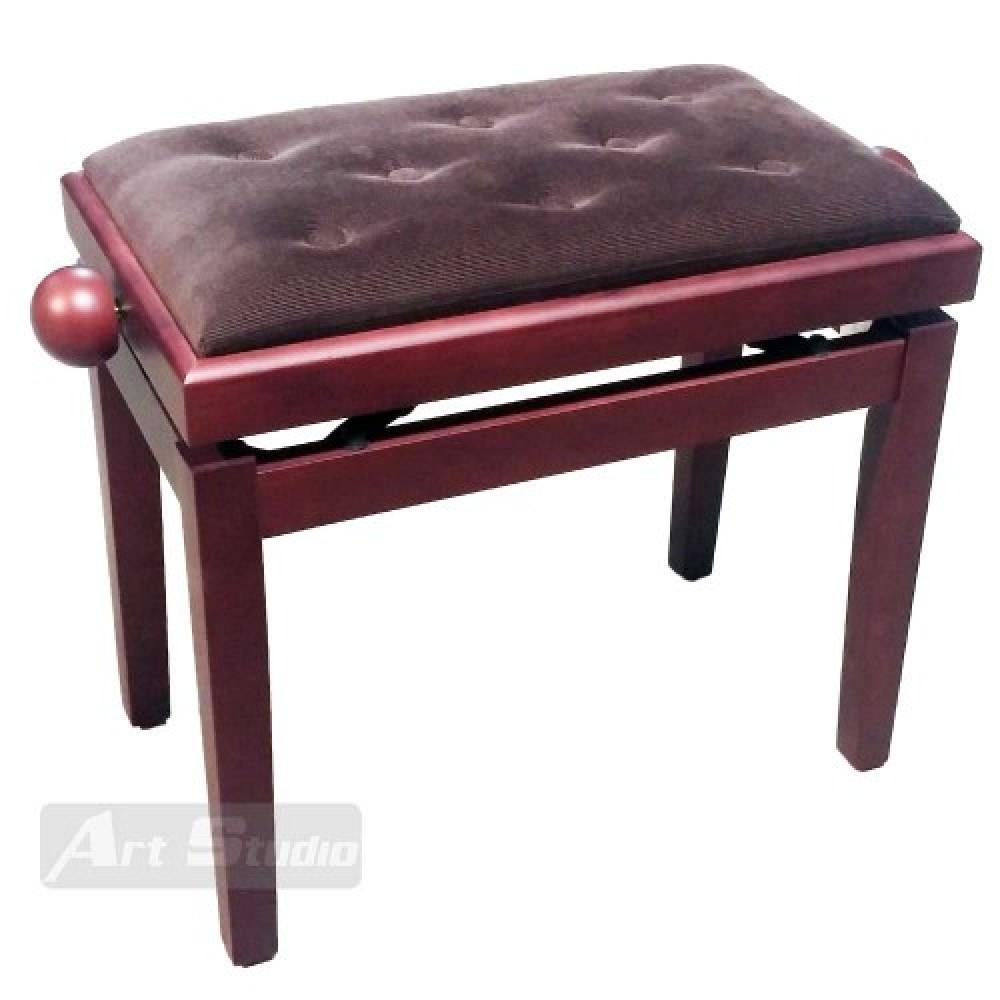 כסא לפסנתר, מהגוני מבריק