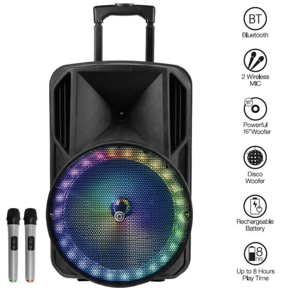 """בידורית 15"""" Pure Acoustics ZX-500"""